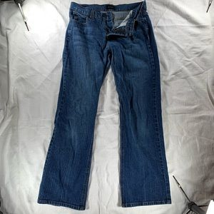 The Limited straight leg blue jeans 8R